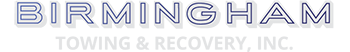 Birmingham Towing And Recovery's Logo